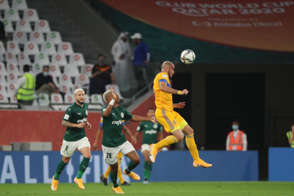 Palmeiras perde para o Tigres e disputará terceiro lugar do Mundial