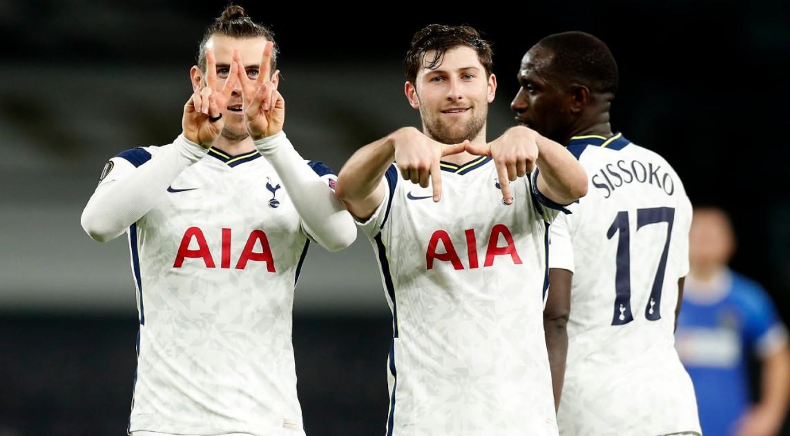 Tottenham x Burnley