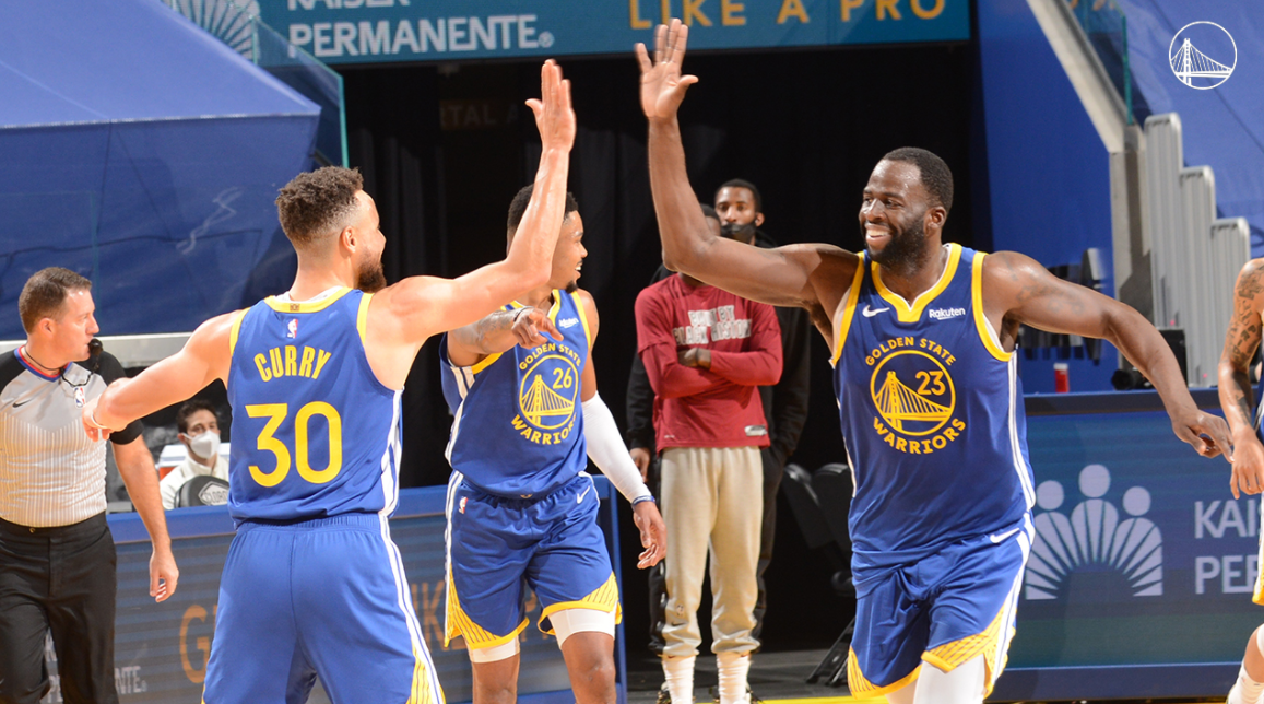 Warriors chegaram a segunda posição entre as equipes mais valiosas da NBA