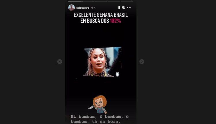 Instagram Caio Castro