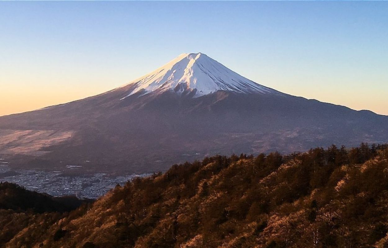 O Monte Fuji é um dos cartões postais mais belos (e perigosos) do Japão. Foto: Japan Guide