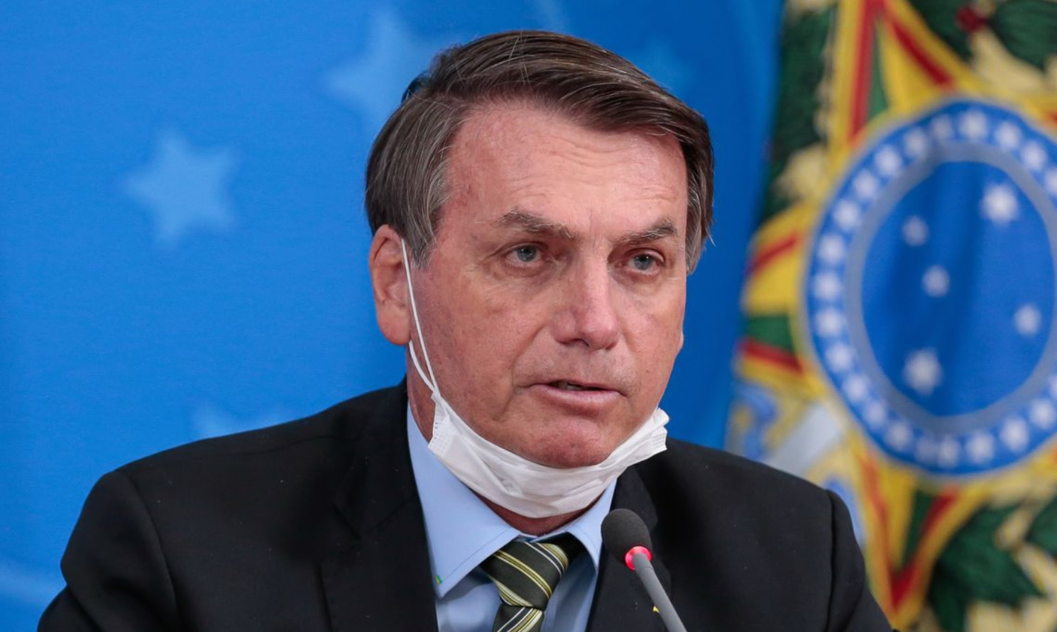 Bolsonaro vacina