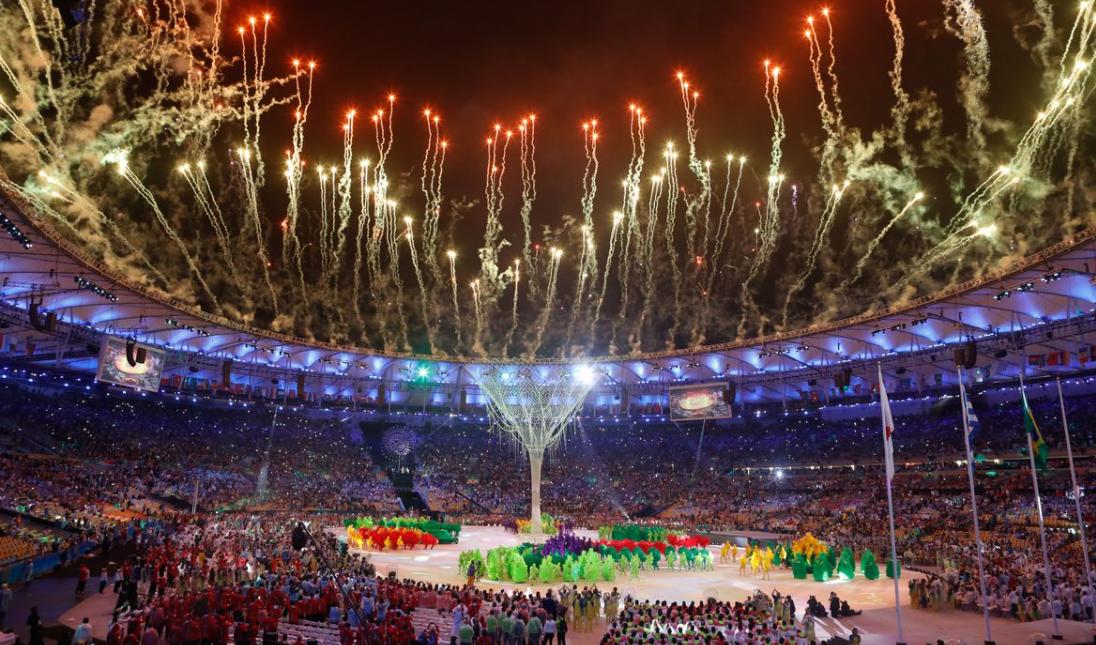 Η Βραζιλία μπήκε στην Ολυμπιακή ιστορία φιλοξενώντας την έκδοση 2016 στο Ρίο ντε Τζανέιρο
