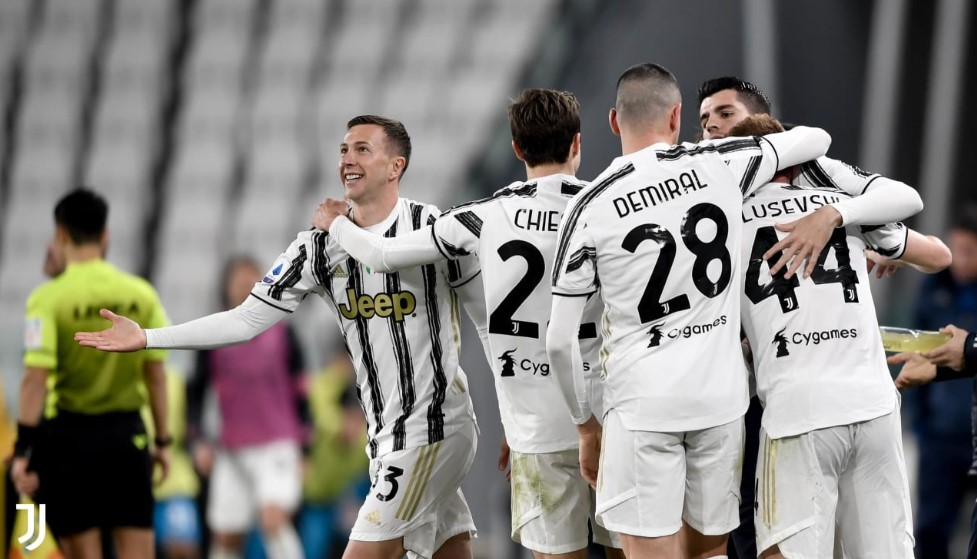 Juventus x Lazio