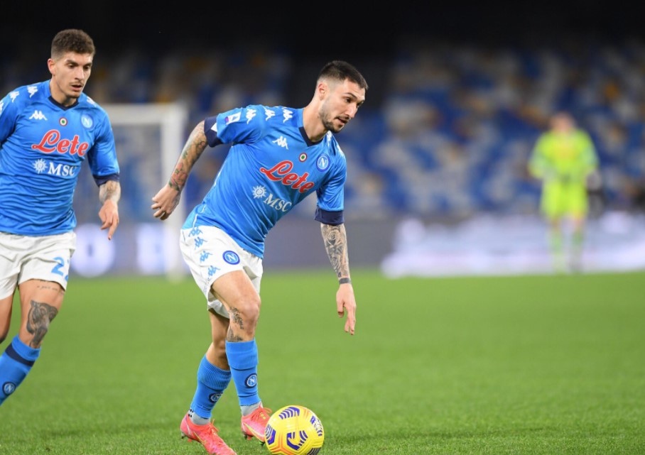 Sassuolo x Napoli