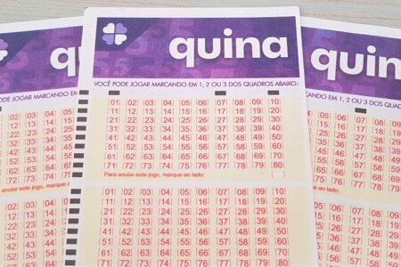 Resultado Da Quina 5557 Veja Os Numeros De Hoje 06 05 21 Dci