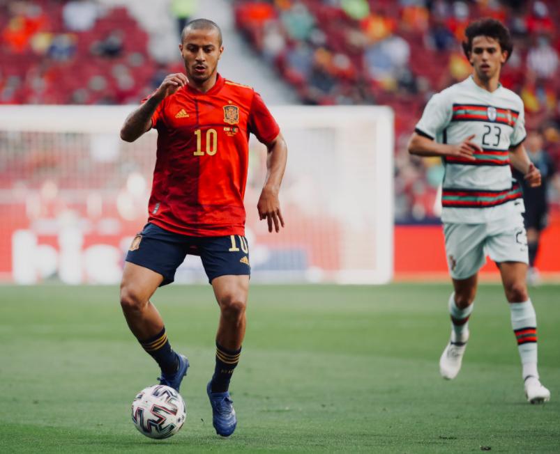 Diego Alcondara sarà in Euro Cup per la squadra spagnola