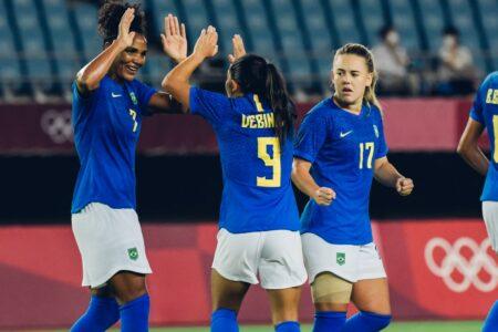 Brasil E Holanda Veja O Resultado Do Futebol Feminino Nas Olimpiadas Dci