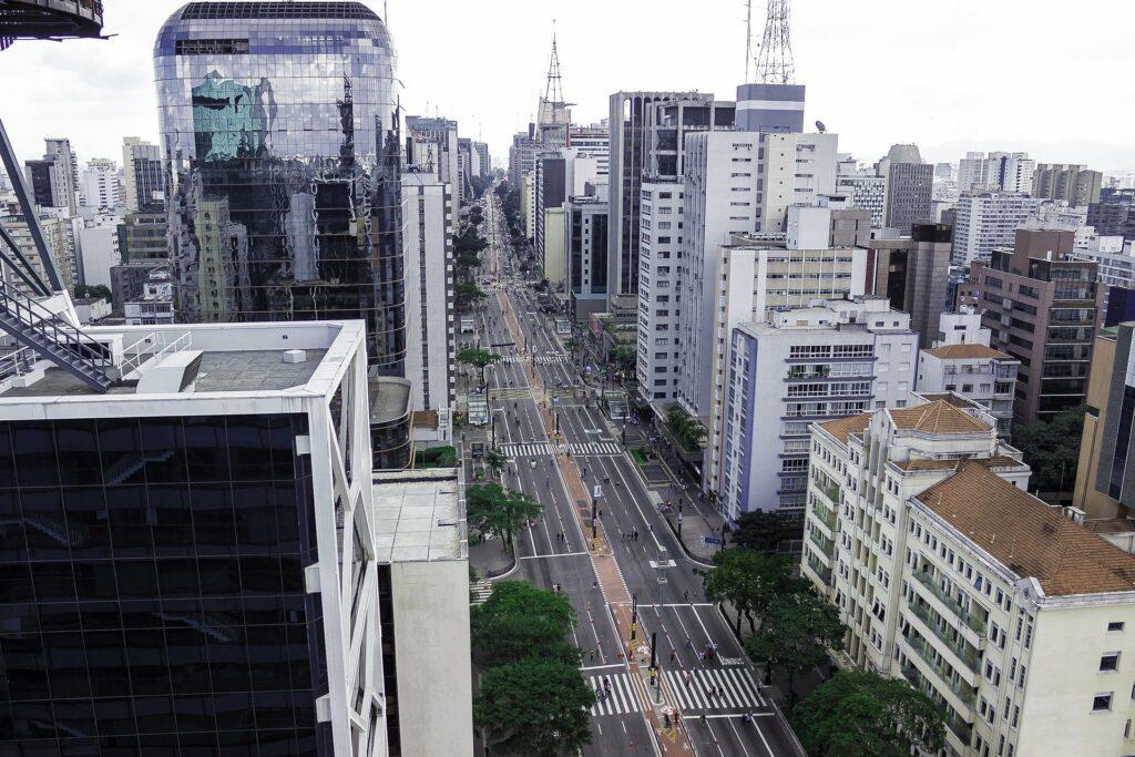 Manifestação na Avenida Paulista 7 de setembro