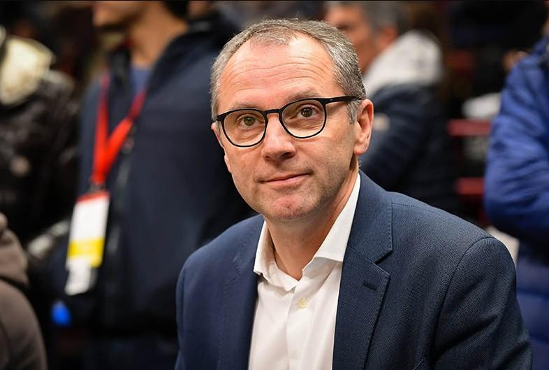 Stefano Domenical, presidente della Formula 1